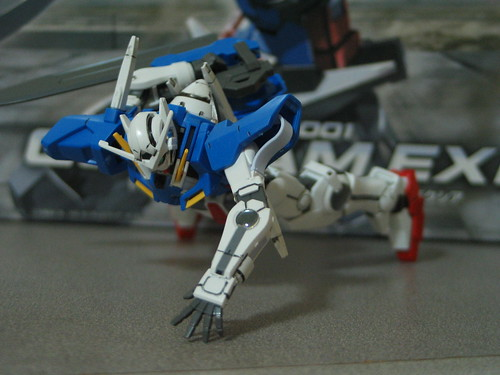 Exia one-arm push up