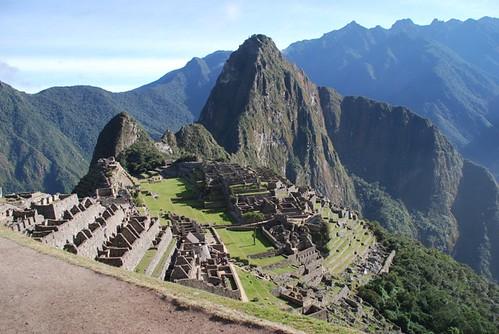 Machu Pichu por Andreia Porto.