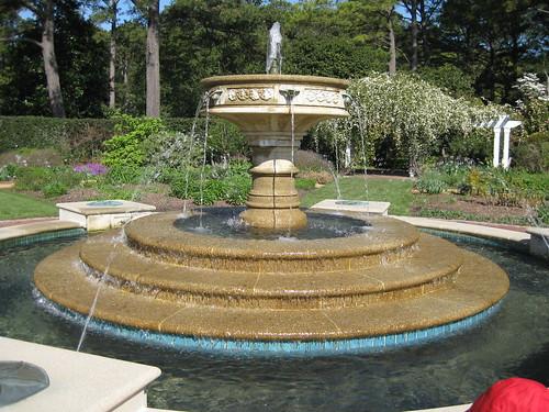 """Earth"" Fountain"