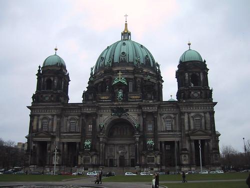 BERLINER DOM (Catedral de Berlin)
