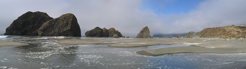 Day 09 - Oregon Coast Panorama