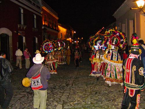 Εθνική εορτή στη Guatemala