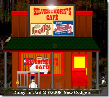 Daisy in Jail 2 ©2008 New Codgers