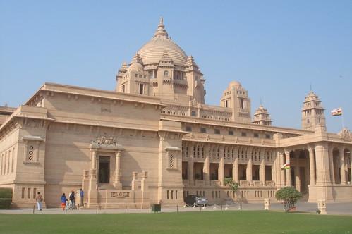 Umaid Bhawan Palace Museum1-39