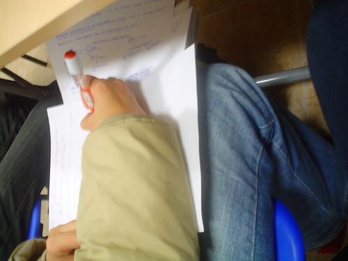 Estudia donde puedas