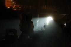 忽然襲來的濃霧,B 快門 41 秒