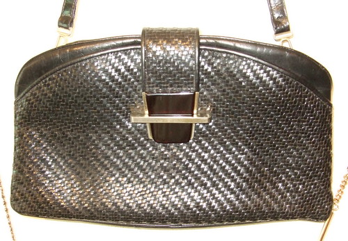 Vintage Handbag Woven
