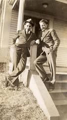 Joe Laurino & Steve Sardella-1937