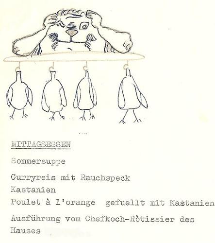 Meinerstes Menu_1955