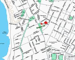 mapa madero