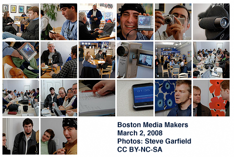Boston Media Makers March 2, 2008