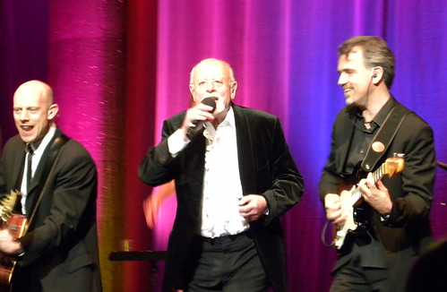 Martin Meyer, Roger Whittaker and Roland Cabezas