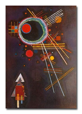 Wassily Kandinsky 1 by you.