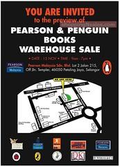 20071116 Penguin Books Warehouse Sale3