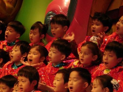 Chor - Kindergarten