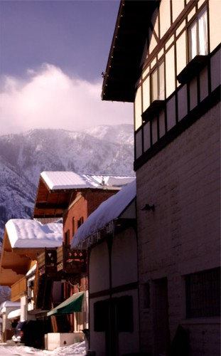 Leavenworth alley