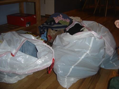 thrift bags