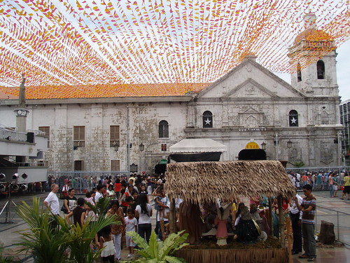 Cebu - Basilica del Sto. Nino Church people  Pinoy Filipino Pilipino Buhay  people pictures photos life Philippinen  菲律宾  菲律賓  필리핀(공화�) Philippines