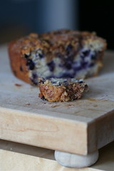 Blueberry Bread 2