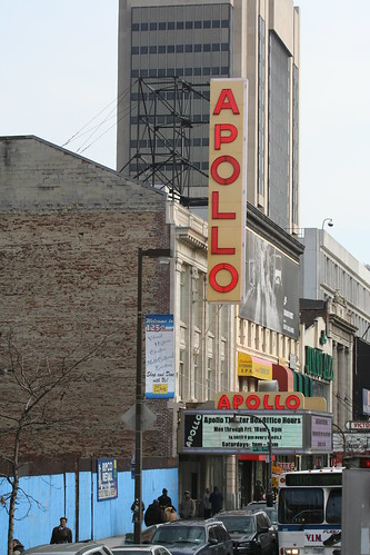 The Apollo, Harlem