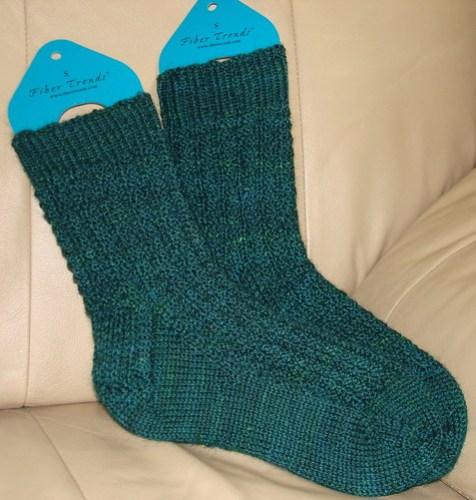 Silly Sock Swap Pal Socks 2-24-2008 9-39-02 PM