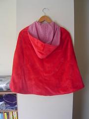 Cape from Simplicity 6451