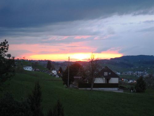 Schweizer Ansichten im Mai 07