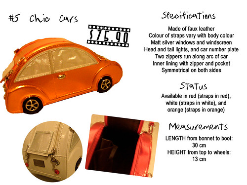 5 Chic Cars