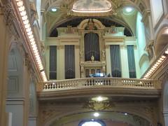 Organ, Basilica Cathedral Notre-Dame de Québec