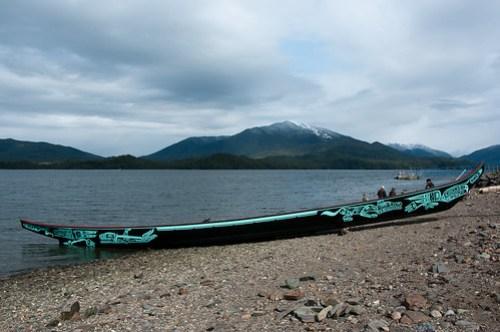Longest Canoe in North America