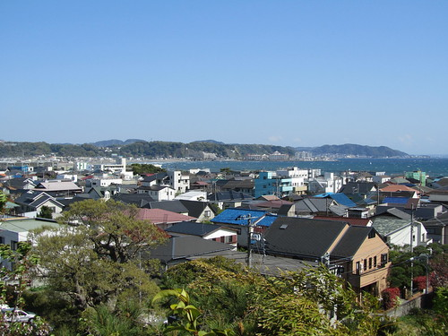 View from Hase-dera (temple)