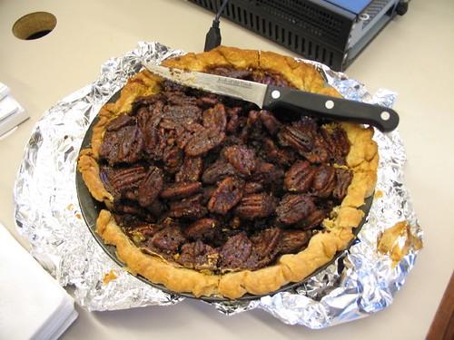 swathi's pecan pie
