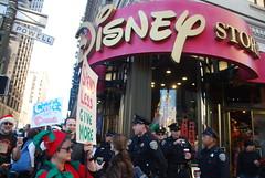 Disney Store on Buy Nothing Day ( Black Friday...