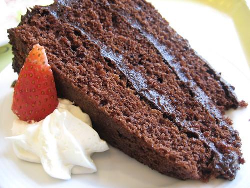 Chocolate Cake #1