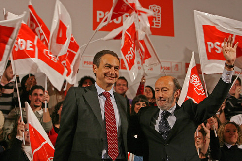 10-12-07 Mitin de Zapatero, Rubalcaba y Chaves en Cádiz por ZAPATERO2008.