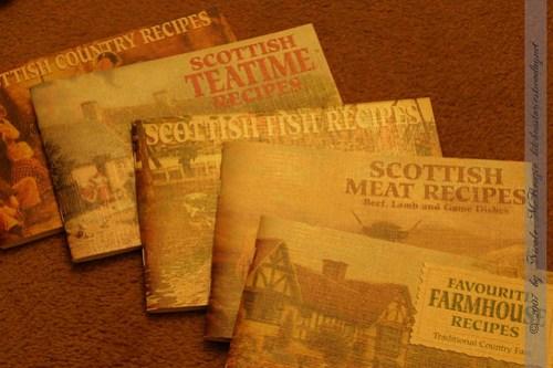 Schottland-Büchereinkauf 2