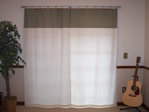 Curtains for Sliding Glass Door