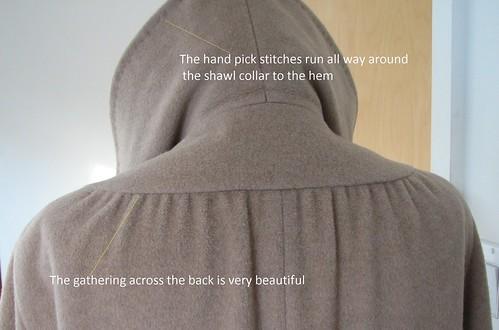 Back yoke