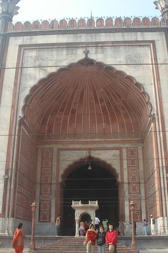 Old Delhi_迦瑪清真寺(Jama Masjid)1-25
