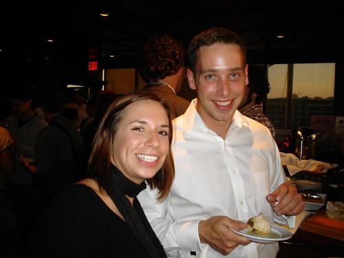 Tonia and Michael
