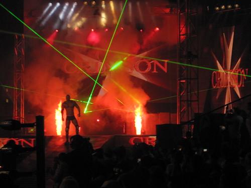 TNA Slammiversary: Samoa Joe vs. Crimson