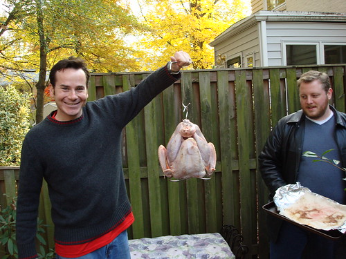 I'mon fry me dis turkey