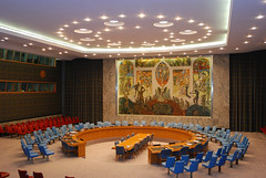 United Nations Security Council 联合国安理会
