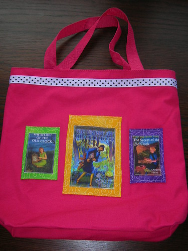 01-05 Nancy Drew Bag 1