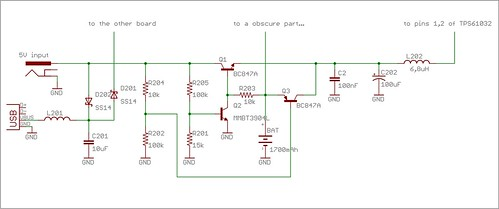MP4 Power Circuit