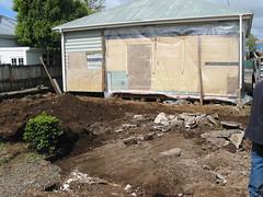 Back Yard Destruction