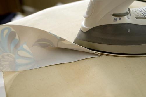More ironing