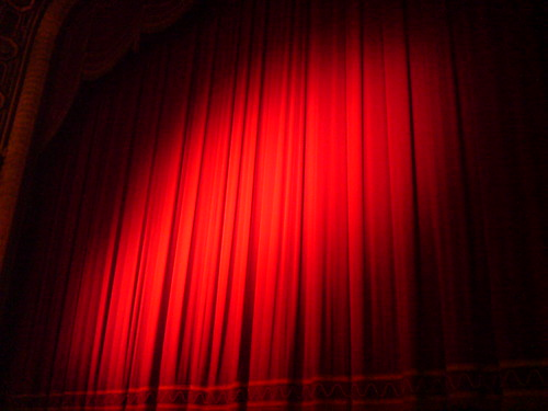 Palace Theatre - Curtain