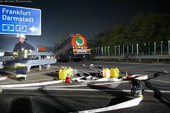Gefahrgutunfall Raunheim 15.10.07