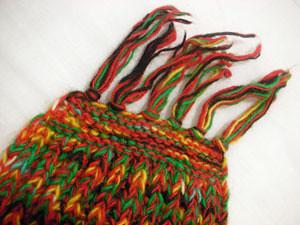 sciarpa nepalese